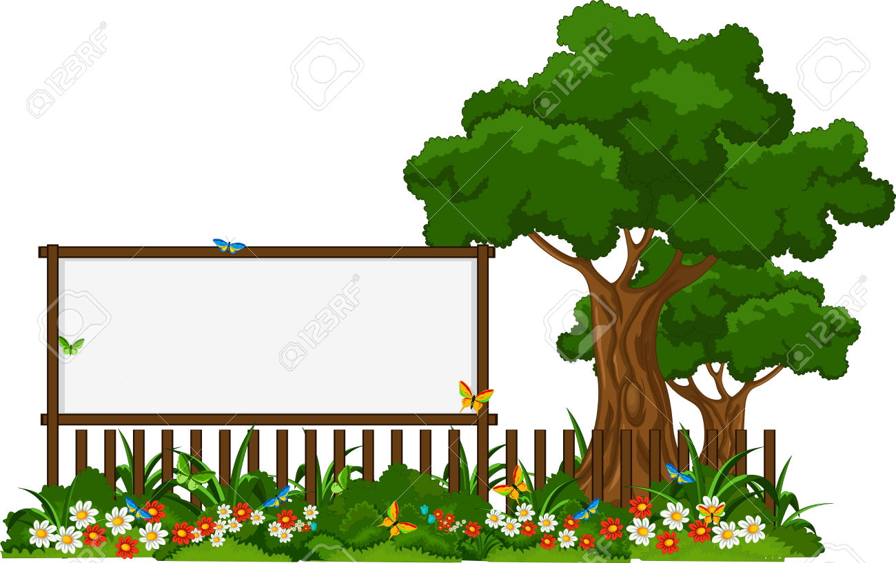 1300x817 Garden Clipart Beautiful Garden