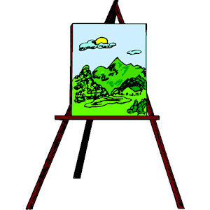 300x300 Painting Landscape Clipart, Cliparts Of Painting Landscape Free