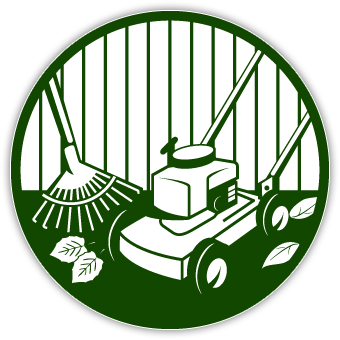 340x340 Lawn And Landscaping Clipart