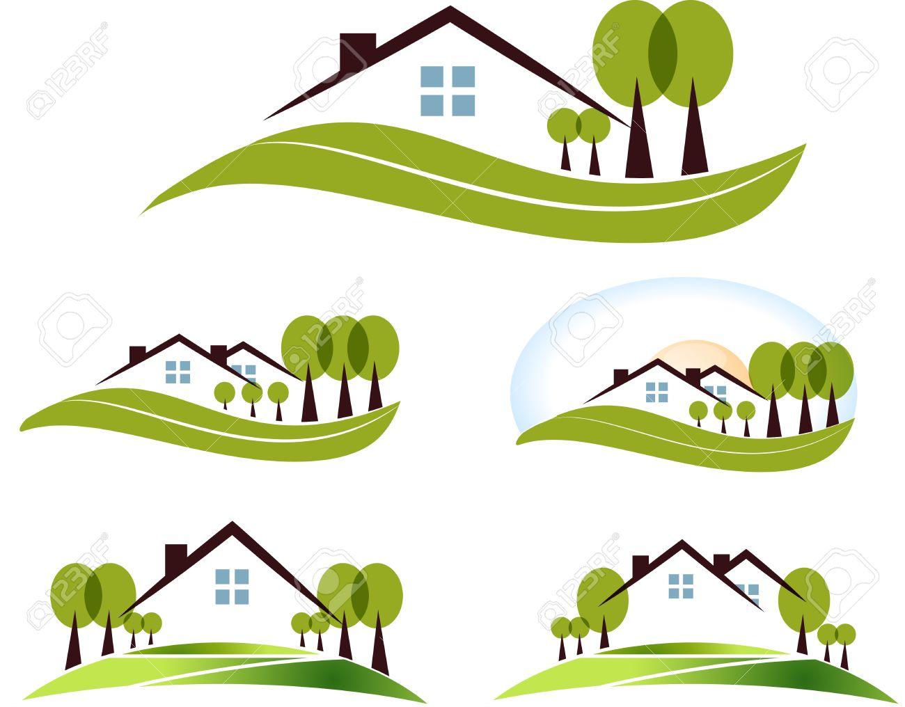1300x1016 Lawn Clipart House Garden