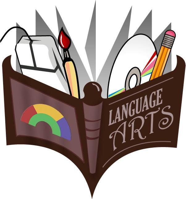 602x644 Language Arts Clipart