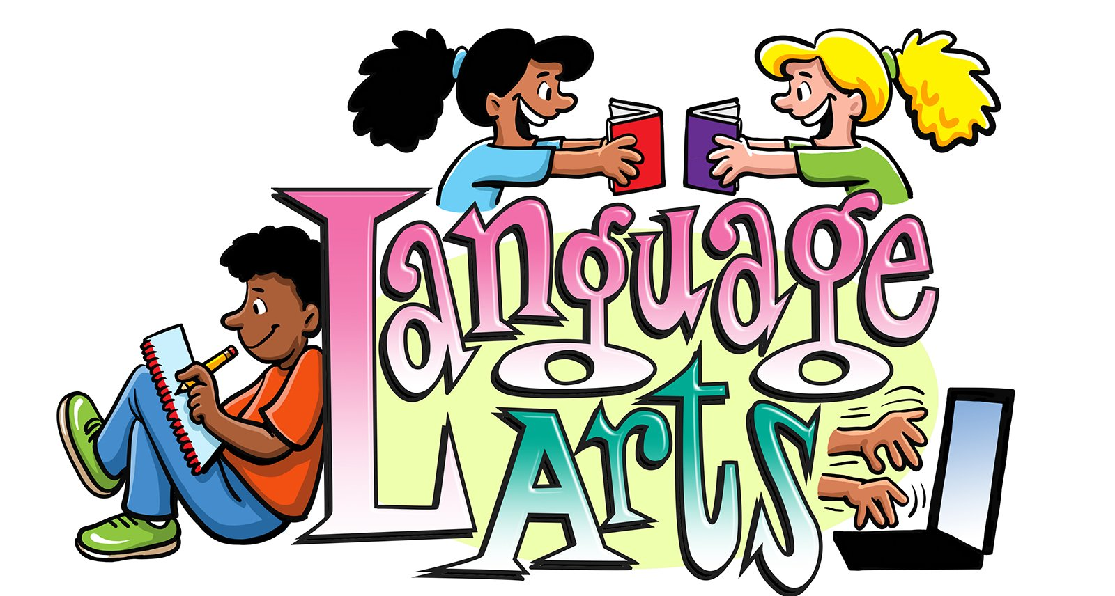 Language Art Clipart | Free download on ClipArtMag