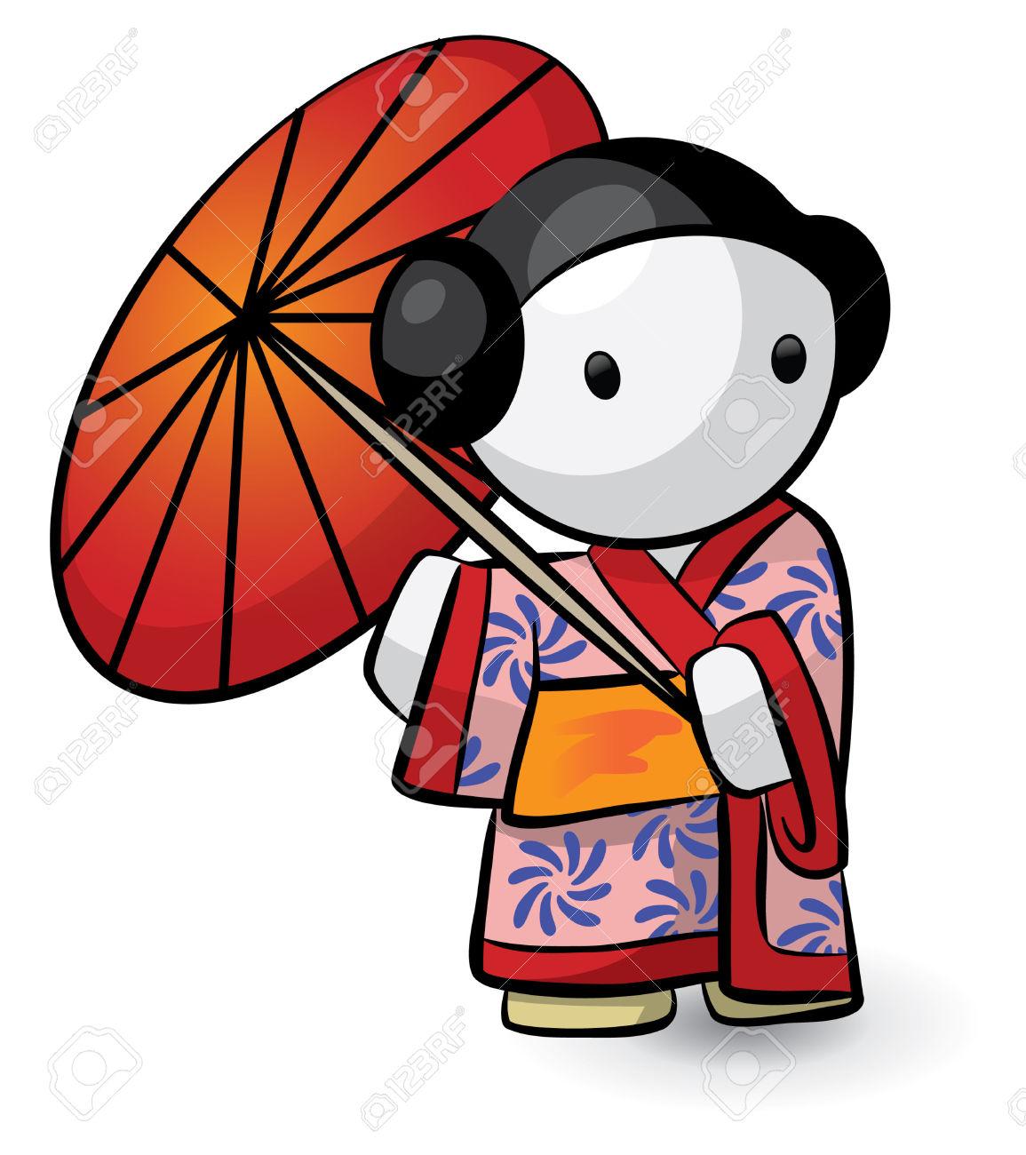 1155x1300 Geisha Clipart Cute