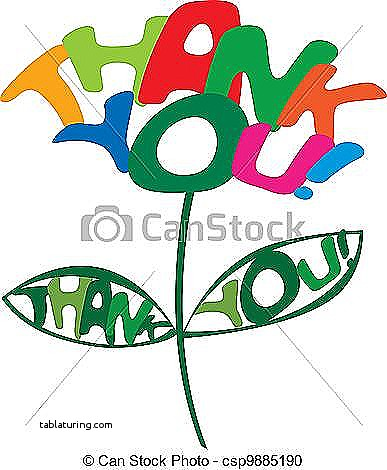 387x470 Thank You Cards Thank You Card Clipart Luxury Thank You Clip Art