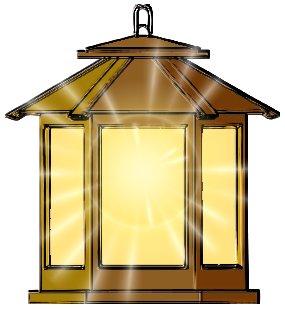 285x309 Free Lantern Clipart
