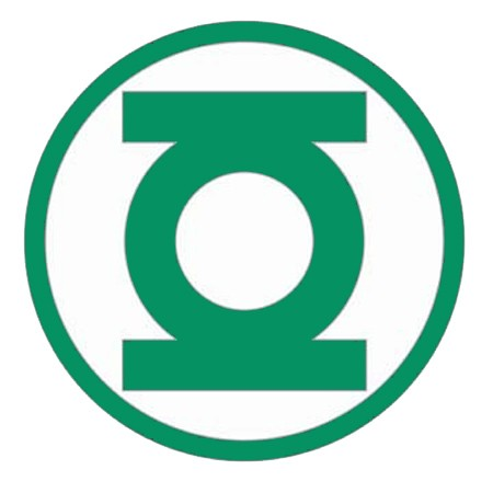450x439 Green Lantern Clipart