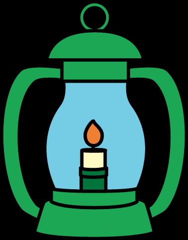 377x482 Lantern Clip Art