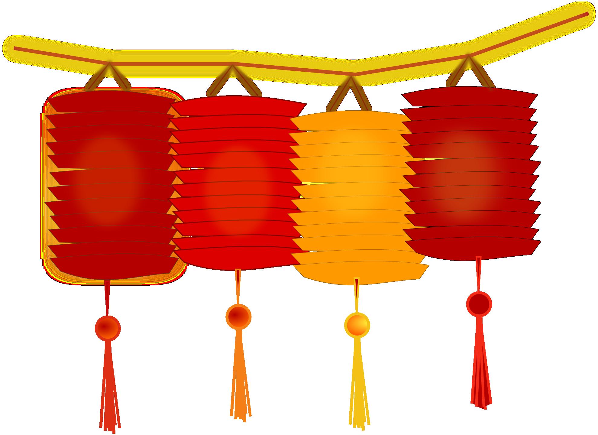 1979x1439 China Clipart Chinese Lantern