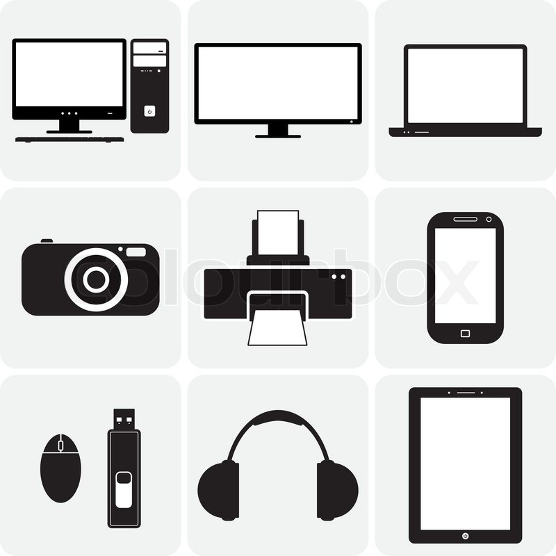 800x800 Tv,computer, Camera, Laptop, Notebook Amp Other Electronic Gadgets