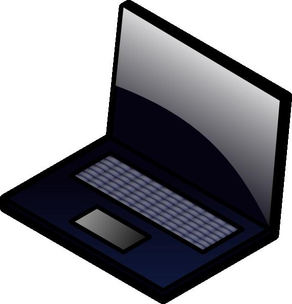 576x599 Laptop Clip Art