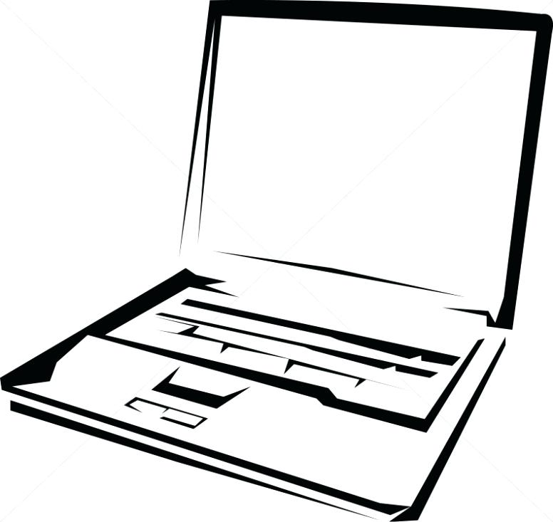 776x733 Laptop Clipart Laptop Clipart Transparent Memocards.co