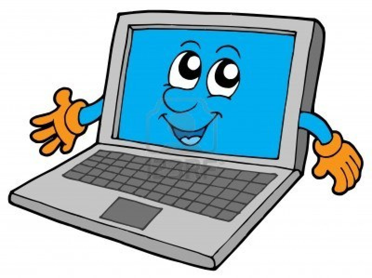 1200x897 Laptop Computer Clipart