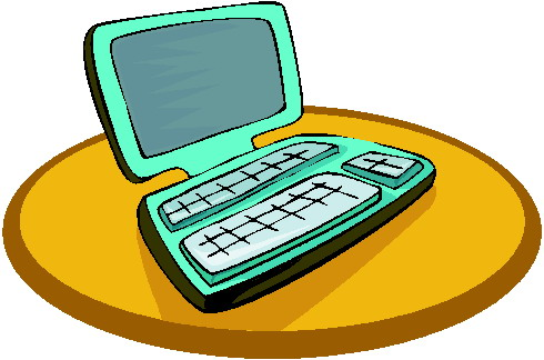 490x324 Laptops Clip Art 2