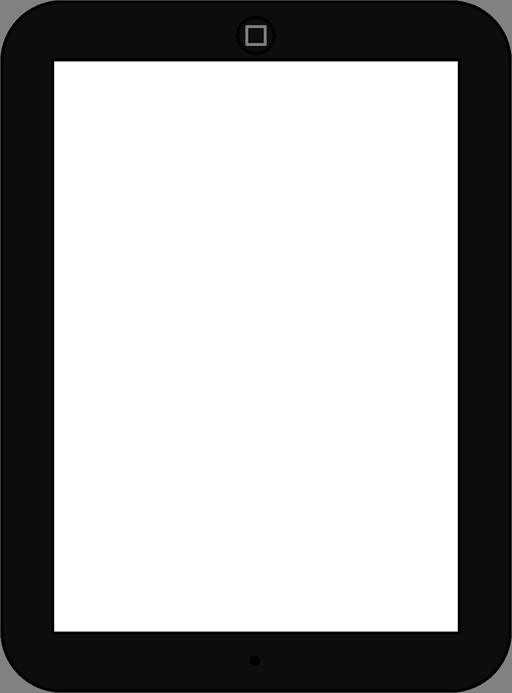 1058x1433 Ipad Laptop Clipart, Explore Pictures