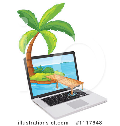 400x420 Laptop Clipart