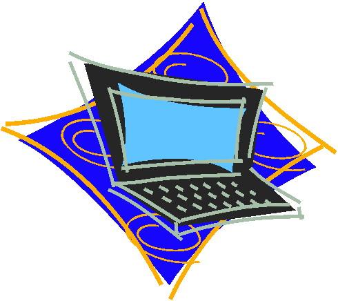 490x436 Laptop Clip Art Free Clipart Images Image Clipartcow 3