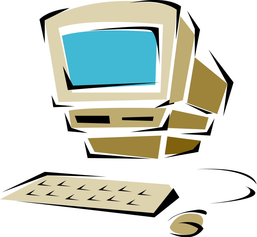 900x830 Laptop Clip Art Free Computer Clip Art Free 9 Image