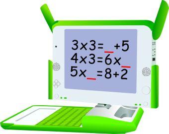 340x270 Math Clip Art