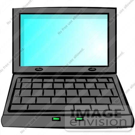 450x450 Laptop Computer Clipart