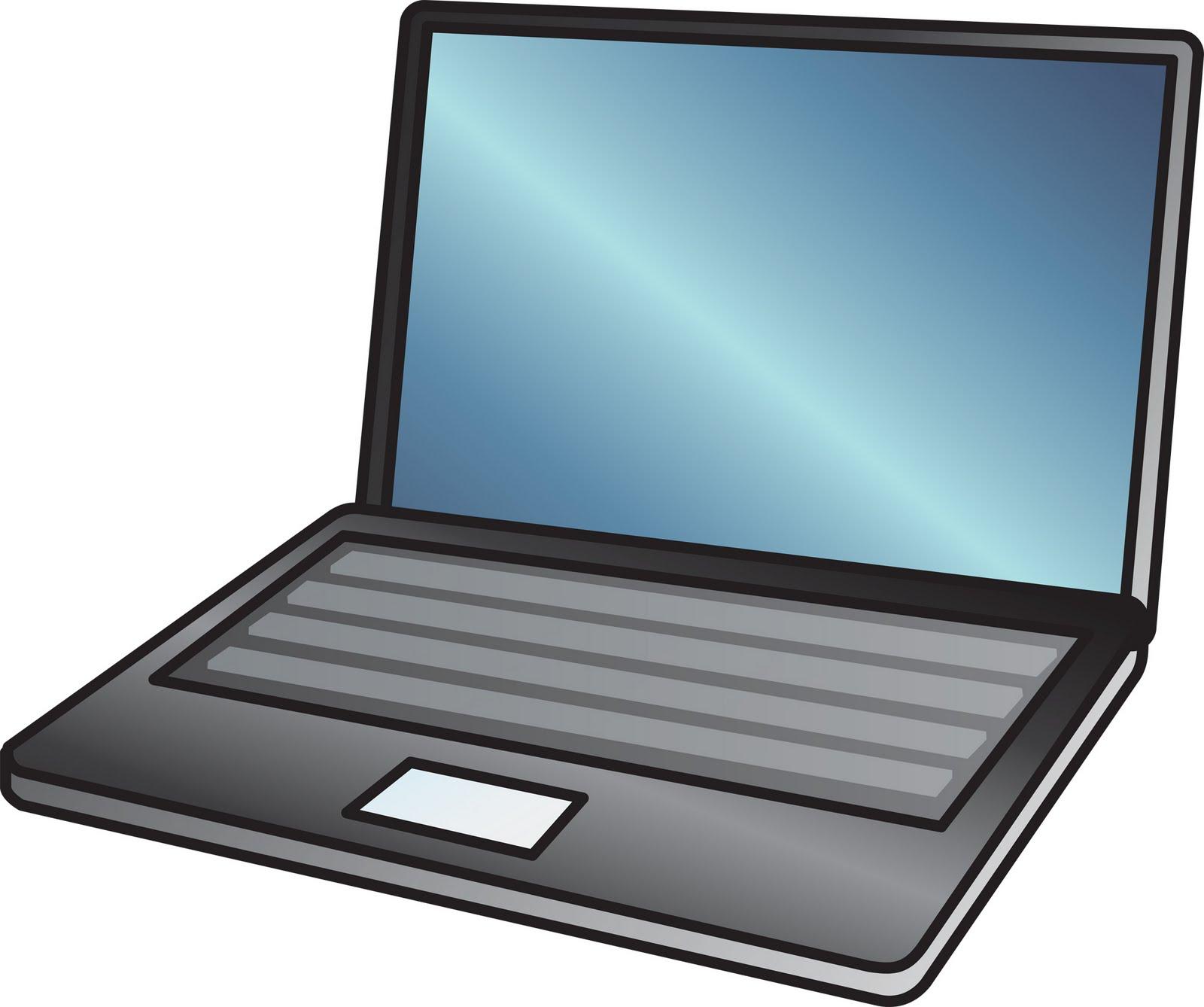 1600x1338 Laptop Computer Clipart