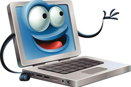 450x300 Laptop6, Cartoon Laptop Clip Art