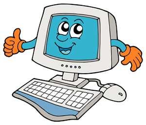 300x256 Clip Art Computer