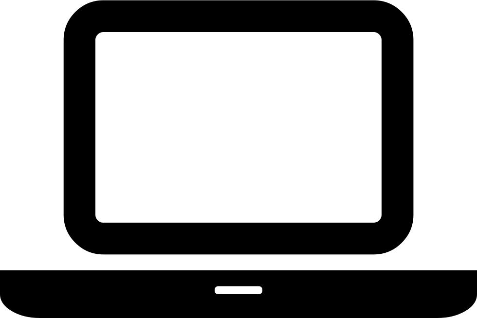 980x654 Laptop Svg Png Icon Free Download ( 109182)