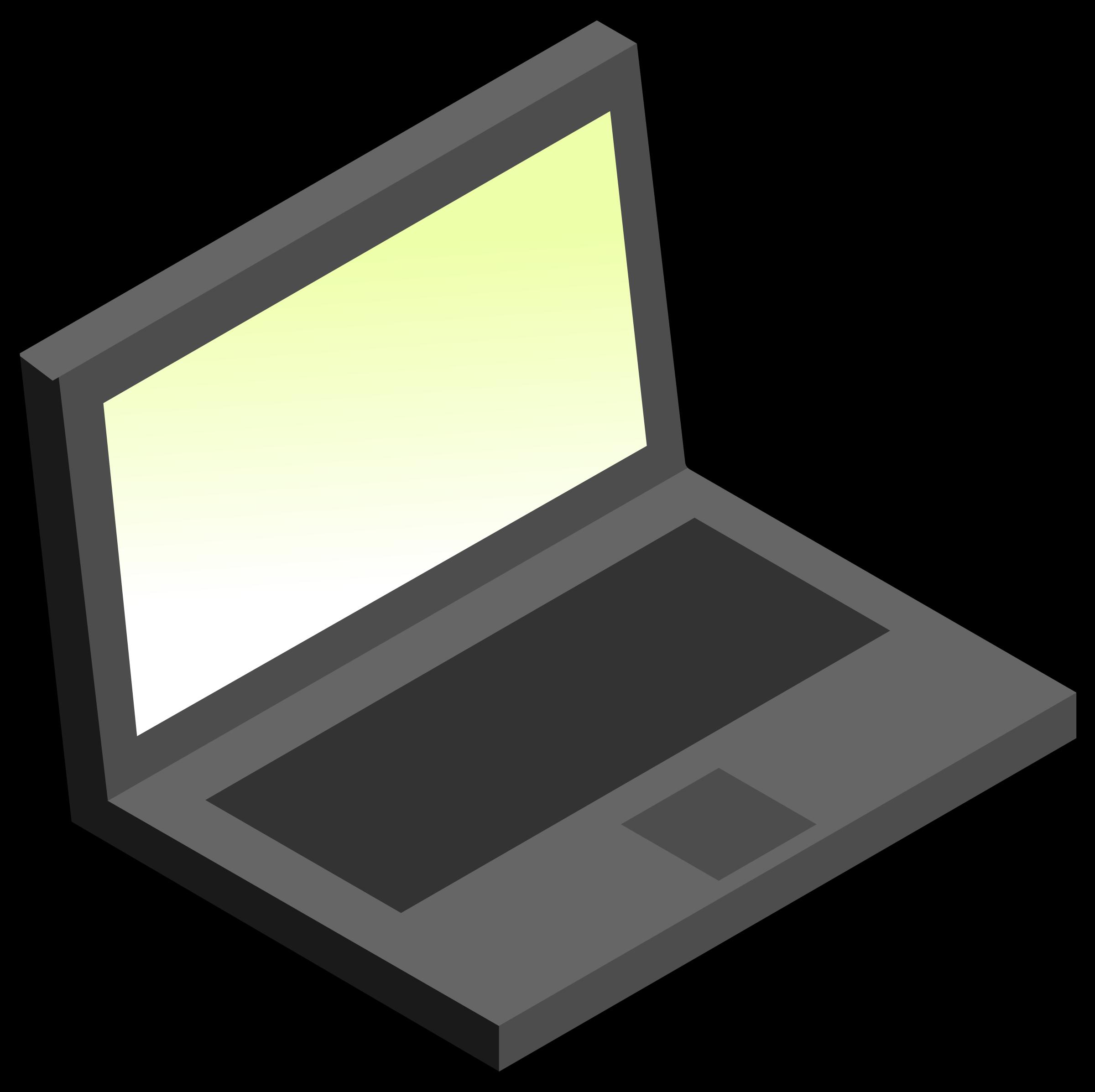 2400x2394 Laptop Transparent Free Images Only Clip Art