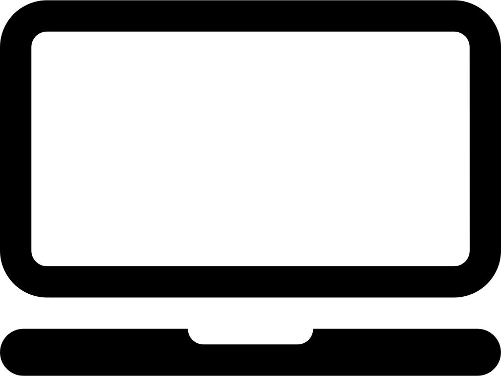 980x736 Surecall Laptop Svg Png Icon Free Download ( 409573