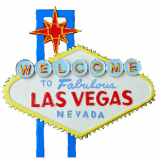 324x324 Las Vegas Photo Statuettes, Cutouts Amp Sculptures Zazzle