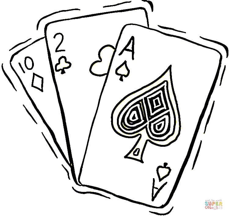 750x708 Casino In Vegas Coloring Page Free Printable Coloring Pages