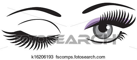 450x198 Eyelashes Clipart Royalty Free. 5,769 Eyelashes Clip Art Vector