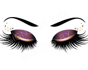 340x270 Lash Logo Design Etsy