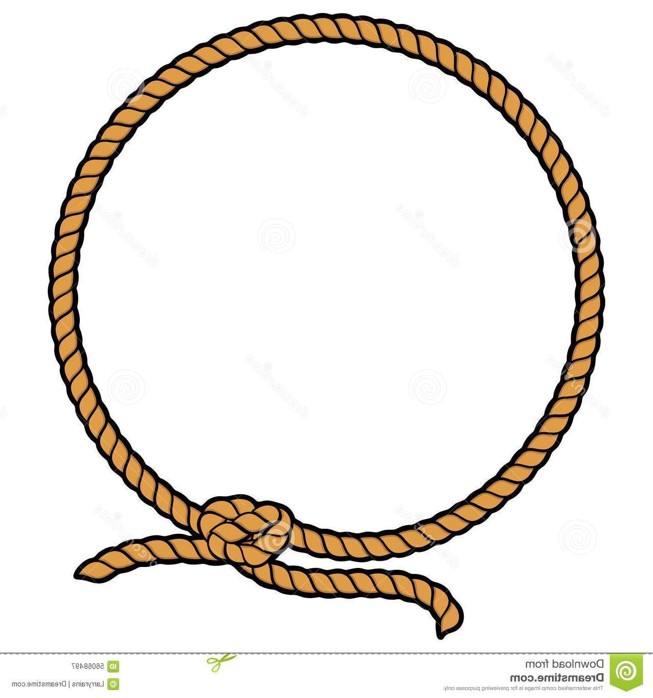 Lasso Clip Art Lasso Rope Clip...