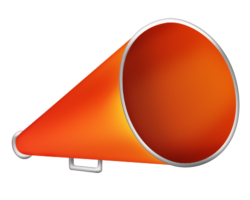 489x391 Free Megaphone Clipart Pictures