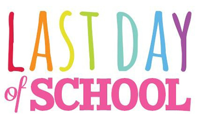 400x250 Last Day Of School Clipart