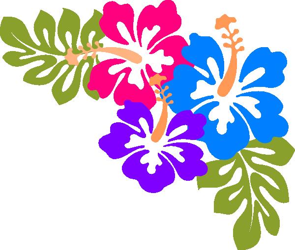 600x509 Hawaiian Luau Word Clipart Clipart Kid