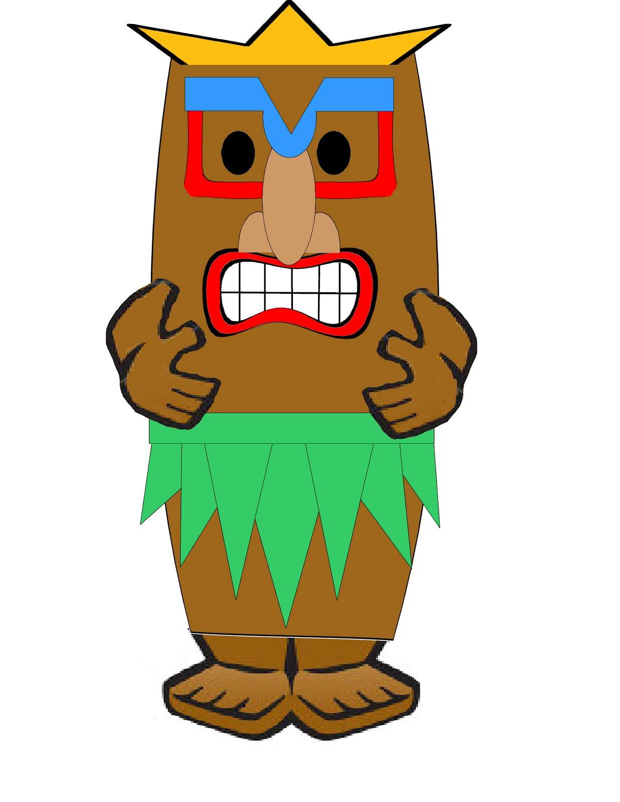 1236x1600 Luau Clip Art Free Clipart Cliparts For You