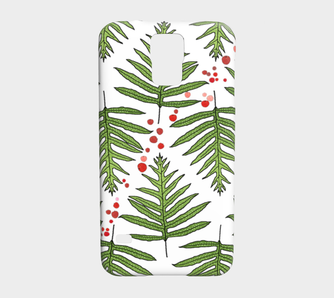 1120x1000 Laua'E Ferns With Ribbon Of Lychees, Galaxy S5 By Karen Dyson