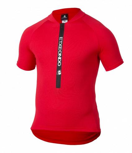 425x493 Buy Etxeondo Laua Cycling Jersey Ss Red