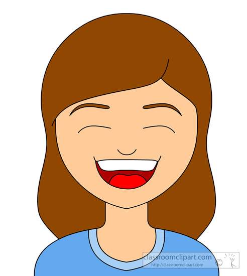 492x550 Emotions Clipart Laughing Emotional Expression 914