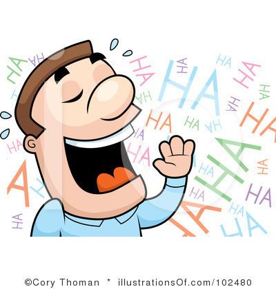 400x420 Laugh Clipart