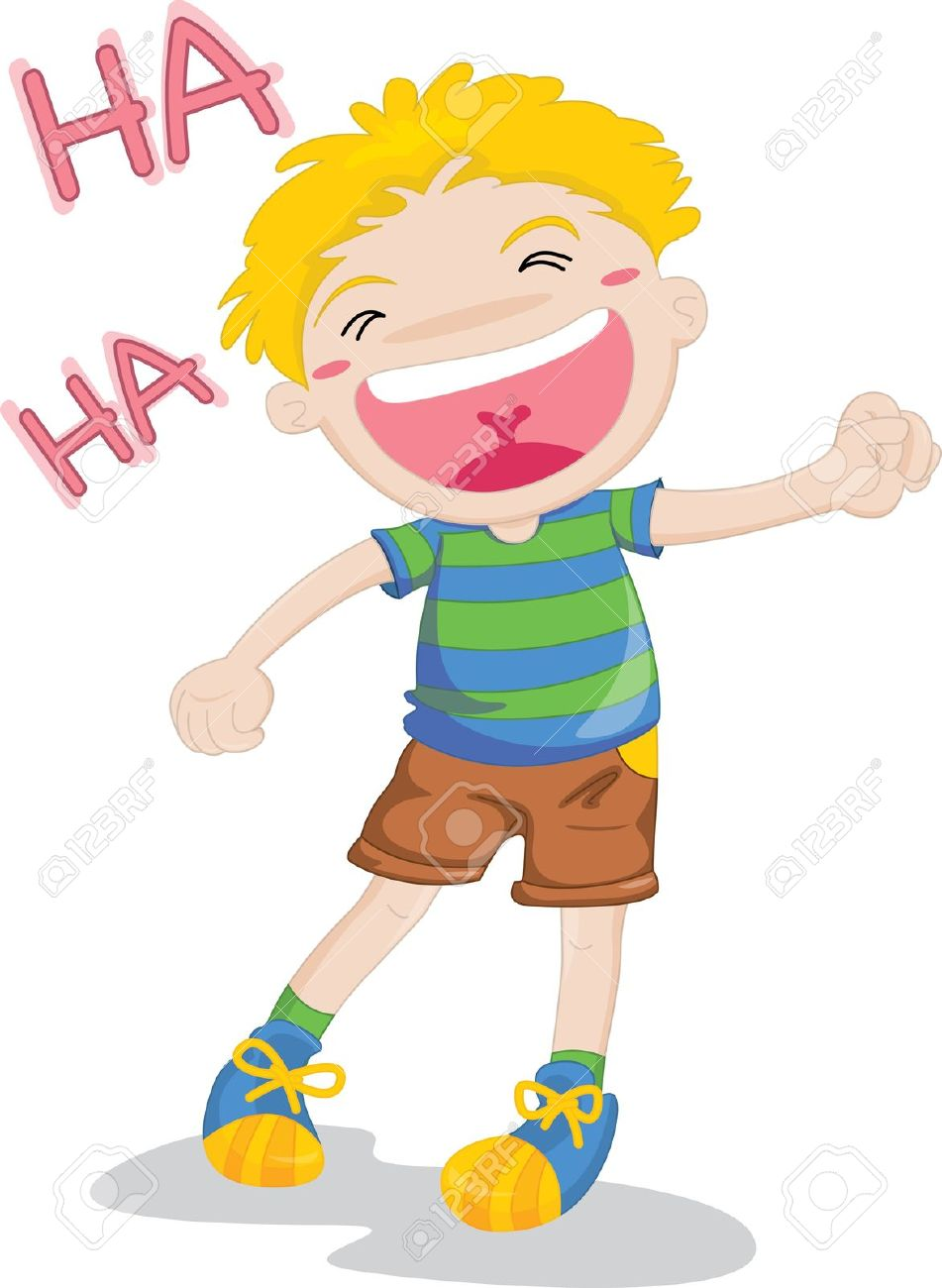 951x1300 Clipart cartoon laugh
