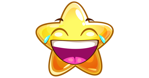 600x315 Laughing Smiley Star Symbols Amp Emoticons