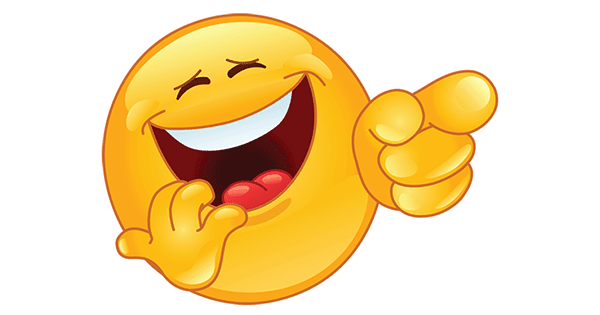 600x315 Smiley Laughing And Pointing Symbols Amp Emoticons