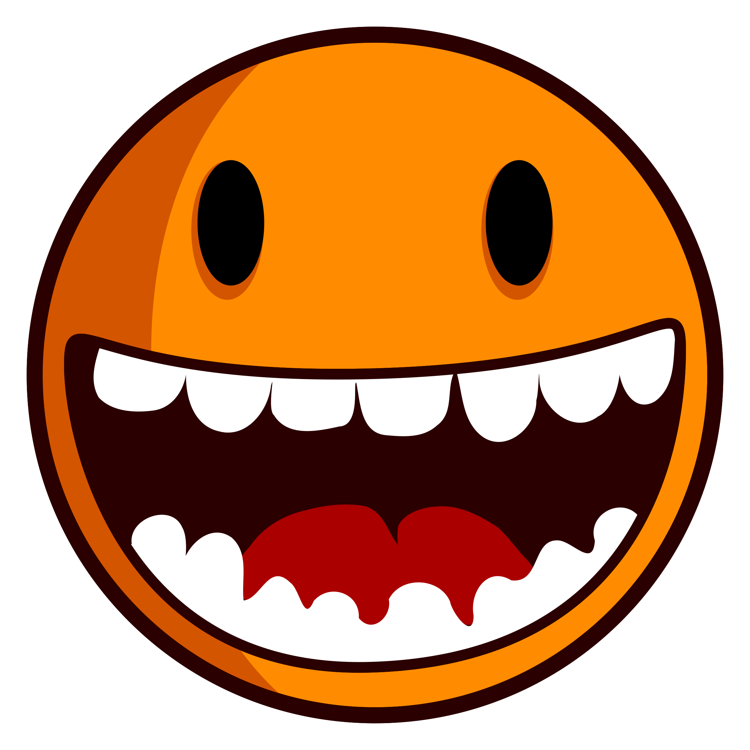 2400x2400 Happy Face Smiley Face Happy Laughing Smiley Clipart