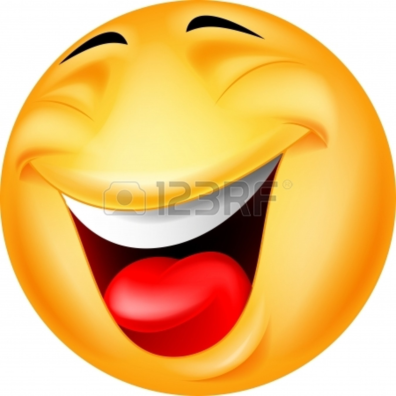 1350x1350 Laughing Smiley Clipart