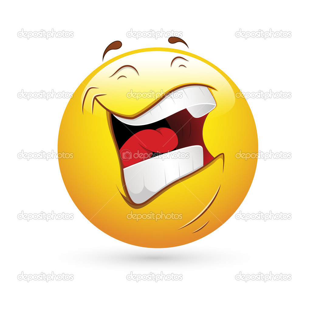 1017x1023 Laughing Smiley Face Rofl Clipart