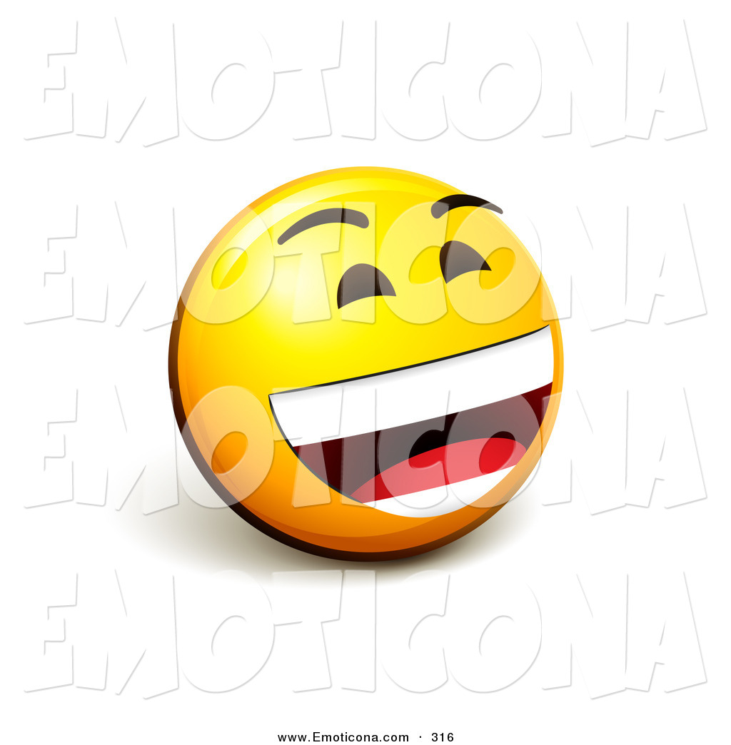 1024x1044 Royalty Free Laughing Stock Emoticon Designs
