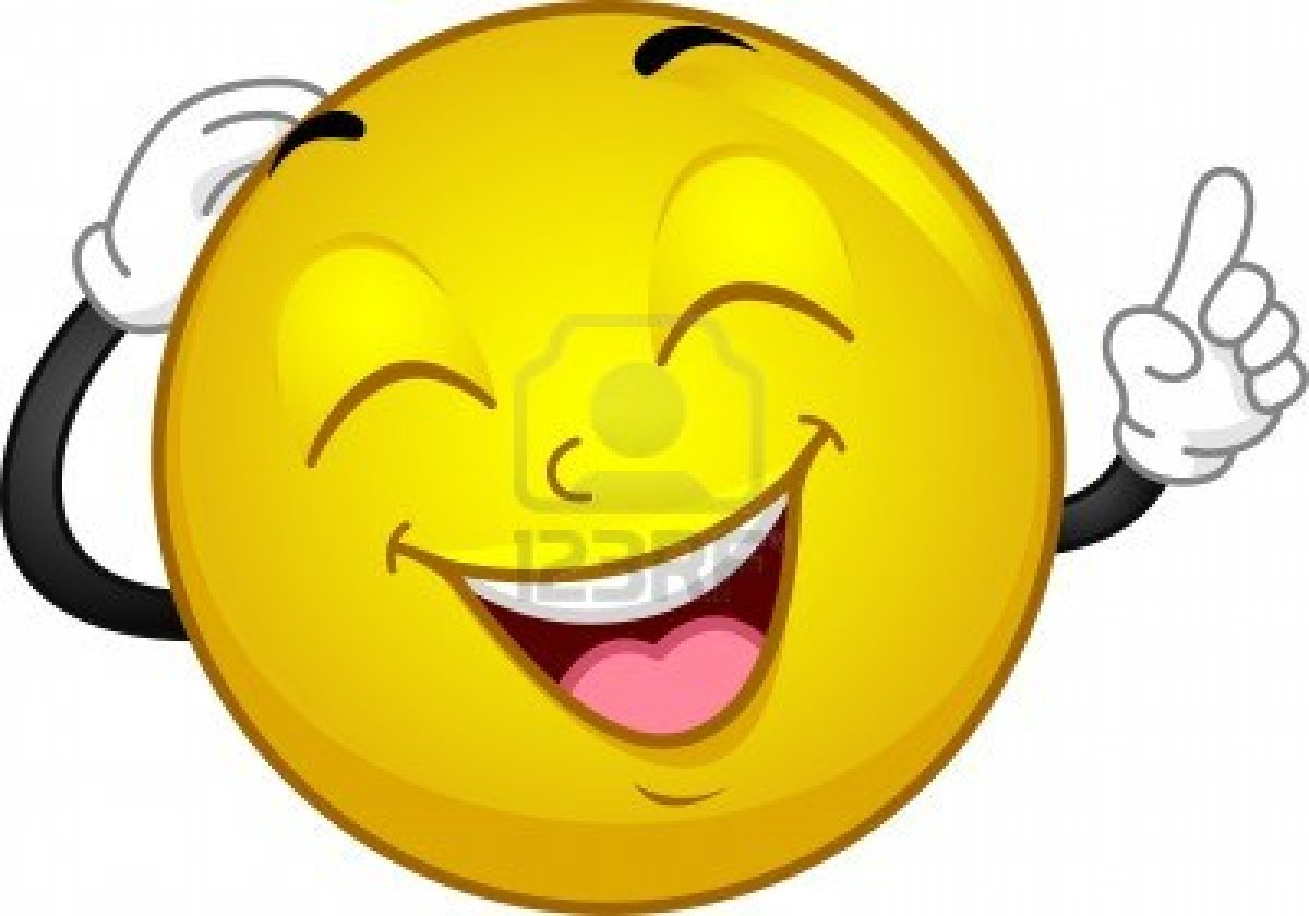 1200x840 Clipart Laughing Face